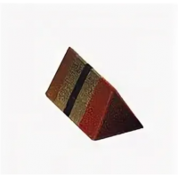 Форма для конфет Треугольник мини MA1999, 1 шт.
