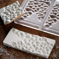 Форма для шоколадных плиток ФРАГМЕНТ, короб 1 шт.