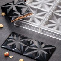 Форма для шоколадных плиток ЭДЕЛЬВЕЙС, короб 1 шт.