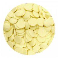 Шоколад АРАБЕСК белый 29% какао (ARABESQUE BLANC 29), 10 кг.