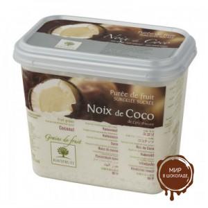 Замороженное пюре гранулированное Кокос Ravifruit, Франция, 1 кг.