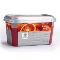 Замороженное пюре Красный апельсин в блоке Ravifruit, Франция, 1 кг.