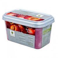 Замороженное пюре Красный персик Ravifruit, 1 кг