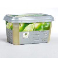Замороженное пюре Лайм Ravifruit, 1 кг