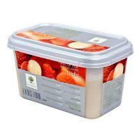 Замороженное пюре Личи в блоке Ravifruit, 1 кг.