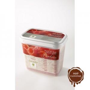 Замороженное пюре гранулированное Малина Ravifruit, Франция, 1 кг