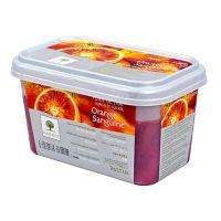 Замороженное пюре Апельсин в блоке Ravifruit, Франция, 1 кг.