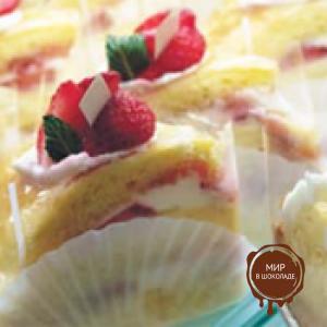 ЙОГУРТ КЕЙК 20 концентрированная смесь для бисквита со вкусом йогурта, 15 кг., ZEELANDIA